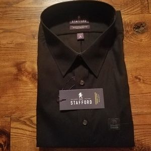 Stafford button down performance super shirt. NEW!